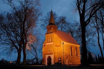 Kołobrzeg Atrakcja Zabytek Kościół Św. Jana Chrzciciela