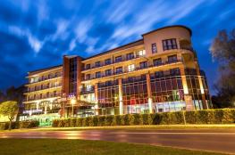 Kołobrzeg Nocleg Hotel Leda