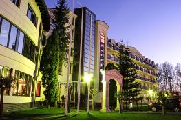 Kołobrzeg Nocleg Hotel Doris Spa