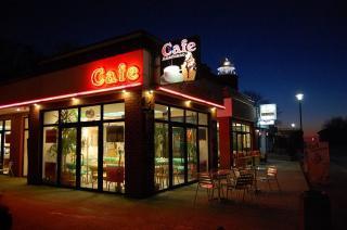 Kołobrzeg Restauracja Kawiarnia | cukiernia desery Cafe Americano